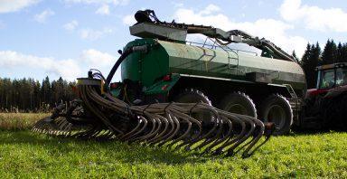 Jepuan Biokaasun lannoitetuotannosta syntyy kasvuvoimaa maanviljelijöille